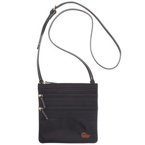 Dooney and Bourke black crossbody